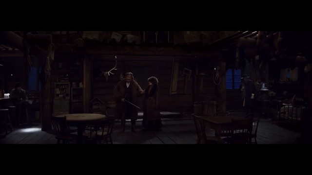 THE HATEFUL EIGHT - Official Teaser Trailer - The Weinstein Company 2