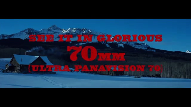 THE HATEFUL EIGHT - Official Teaser Trailer - The Weinstein Company 3