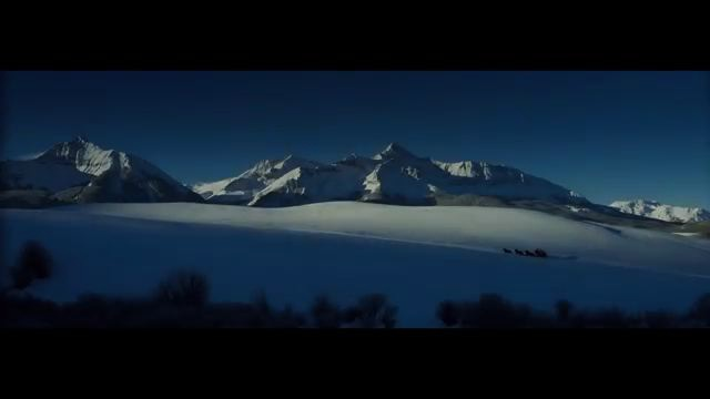 THE HATEFUL EIGHT - Official Teaser Trailer - The Weinstein Company [360p]