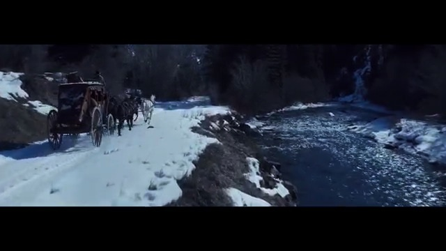 THE HATEFUL EIGHT - Official Teaser Trailer - The Weinstein Company 4